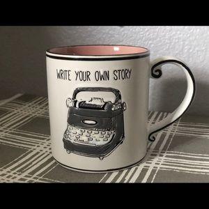 Other - Adorable Writer's Mug
